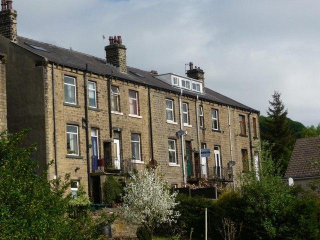 Houses on Marsden Lane