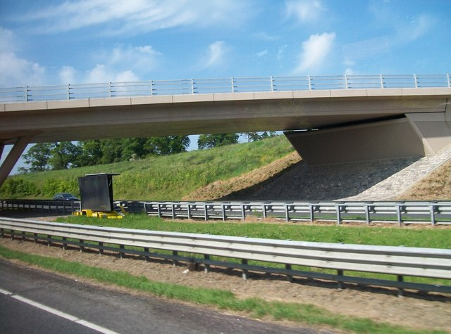 The Cooperhill Bridge at Shallon