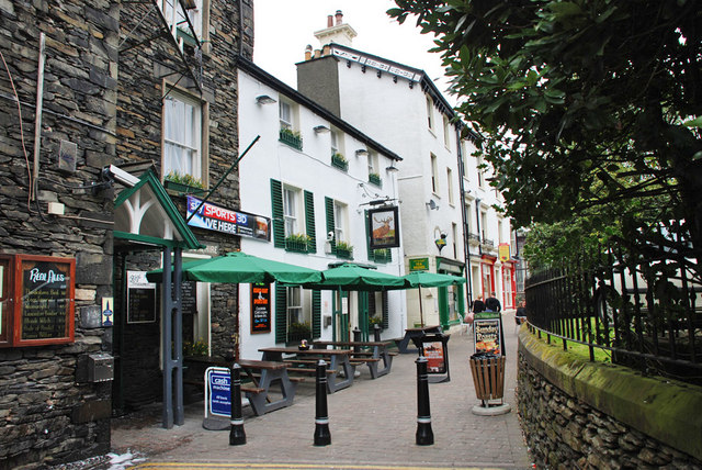 Church Street, Bowness on Windermere
