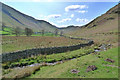 NY4419 : Fusedale Beck by Rob Burke