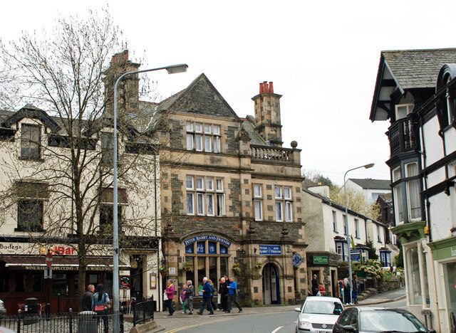 St Martin's Place, Bowness on Windermere