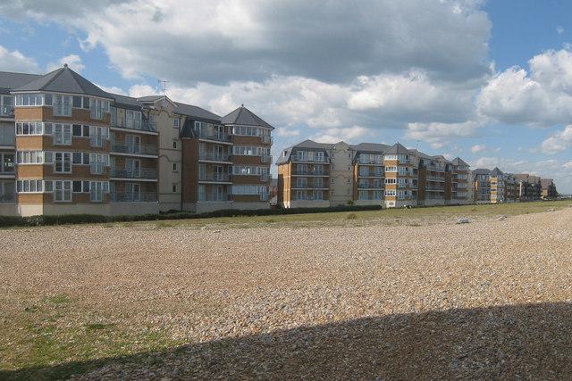 Seaside Apartments & Beach