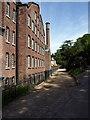 SJ8382 : Quarry Bank Mill, Styal by Tim Marshall