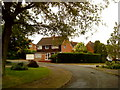 SP0280 : Junction of Corvedale Road and Eymore Close by Andrew Abbott