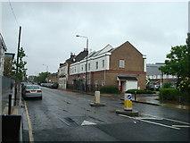 TQ3581 : Sutton Street, London E1 by Stacey Harris