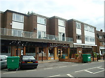TQ2258 : Restaurants, Tattenham Crescent by Stacey Harris