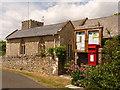 SY6182 : Langton Herring: postbox № DT3 141 by Chris Downer