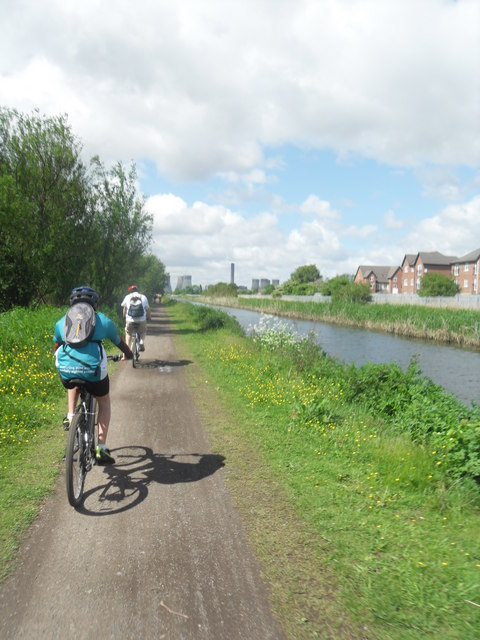 St Helens Canal - Penketh