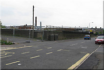 SE0724 : Parkinson Lane, St. Paul's Station site by Alan Longbottom
