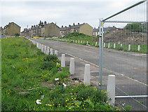 SE0724 : Demolished Street off Parkinson Lane by Alan Longbottom