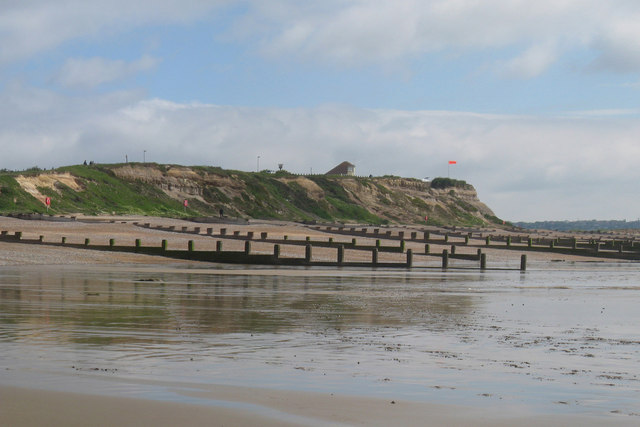 Beach near Galley Hill