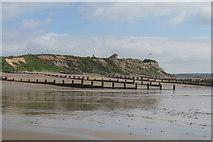TQ7507 : Beach near Galley Hill by Oast House Archive