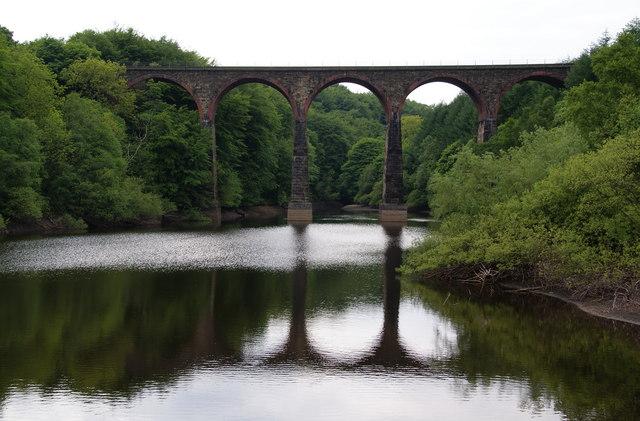 Bradshaw Brook Viaduct