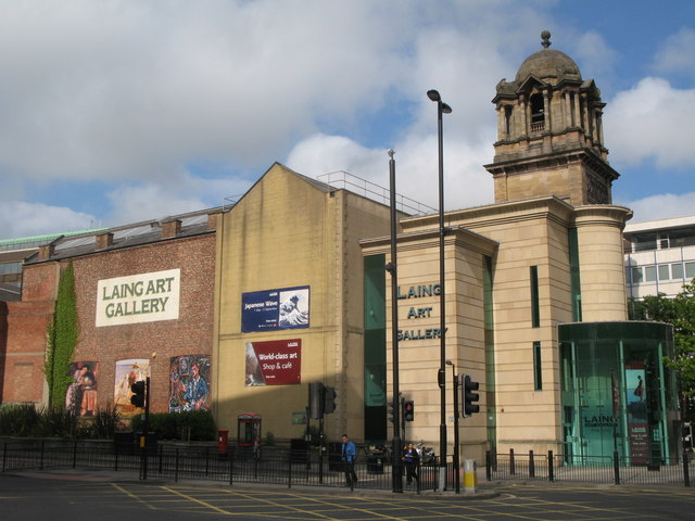 The Laing Art Gallery, New Bridge Street, NE1