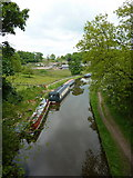 SD9050 : Leeds and Liverpool Canal, East Marton by Alexander P Kapp