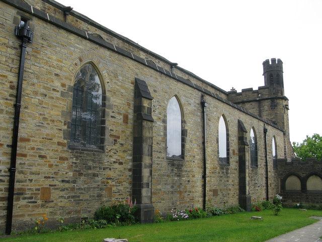 St. Paul's Church, Queens Road