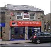 SE0724 : UK Insurance Solutions Ltd - King Cross Road by Betty Longbottom