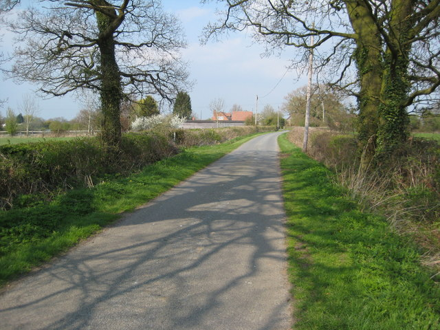 Hollowfields Road, Bradley Green