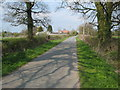 SO9762 : Hollowfields Road, Bradley Green by Philip Halling