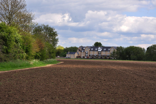 View toward Offord Cluny