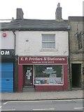 SE0724 : E P Printers & Stationers - King Cross Road by Betty Longbottom