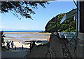 """SH3331 : The """"Bistro by the Beach"""" Llanbedrog by Dave Croker"""