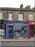 SE0724 : Imaad's Fast Food Takeaway - King Cross Road by Betty Longbottom