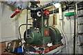 TG5207 : Electric Generator in the Engine Room by Ashley Dace