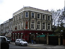 TQ2784 : The Sir Richard Steele, Haverstock Hill NW3 by Robin Sones
