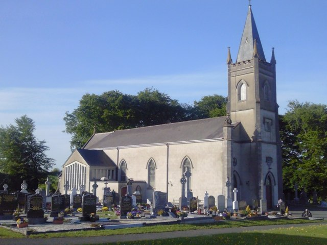 Oberstown Church, Co Meath
