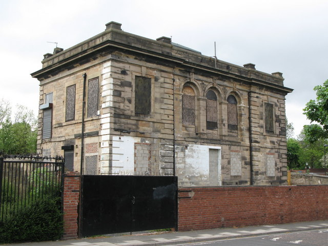 The former St. Paul's Church School, Houston Street, NE4