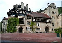 NU0702 : Cragside, the south front by Humphrey Bolton