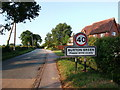 SP2675 : Hob Lane, Burton Green by John Brightley