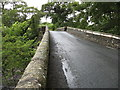 SD6389 : Middleton Bridge over River Rawthey by Roger Templeman