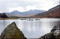 SH7157 : Canoes? Kayaks? by Chris Denny