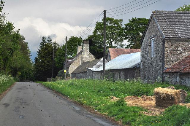 Glebe Farm - Coates