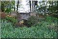 TF9924 : Small Railway Bridge by Ashley Dace