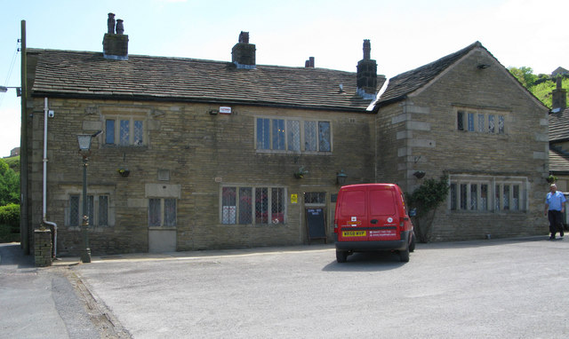 Long Can Hall Hotel (back of)
