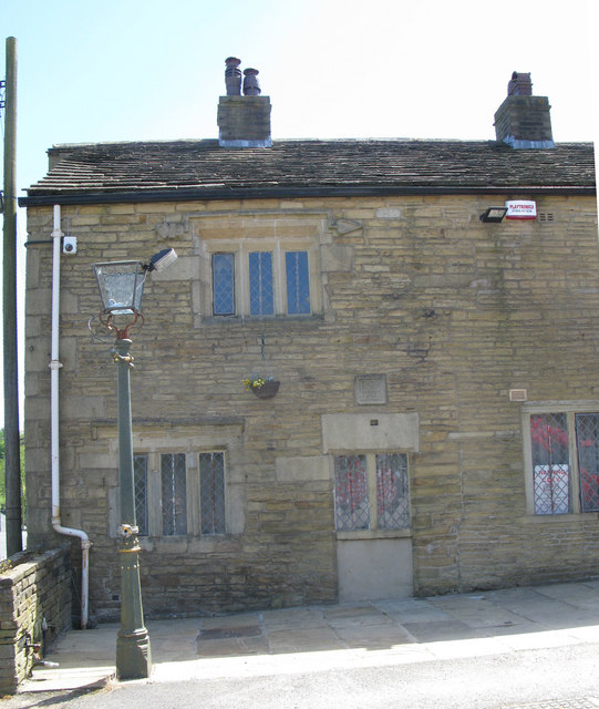 Long Can Hall Hotel - Date stone IMS 1708