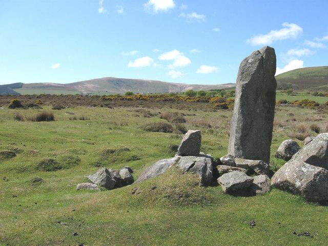 The new Bluestone monolith