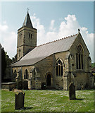 TA0114 : Church of St. Clement, Worlaby by David Wright