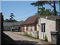 TQ7734 : Former Stable Block at Swattenden Centre by Oast House Archive