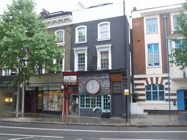 430 Kings Road, Chelsea