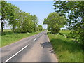 TA2429 : Greens Lane towards Burton Pidsea by JThomas