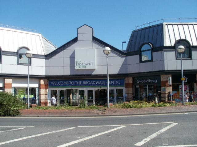 The Broadwalk Centre, Edgware