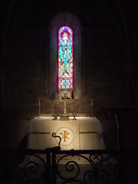 Chapel, Dover Castle