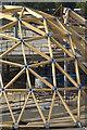 SE8910 : Pods building site, Scunthorpe, June 2010 by Paul Harrop