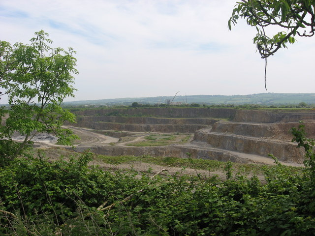 Quarry at Platin, Co. Meath