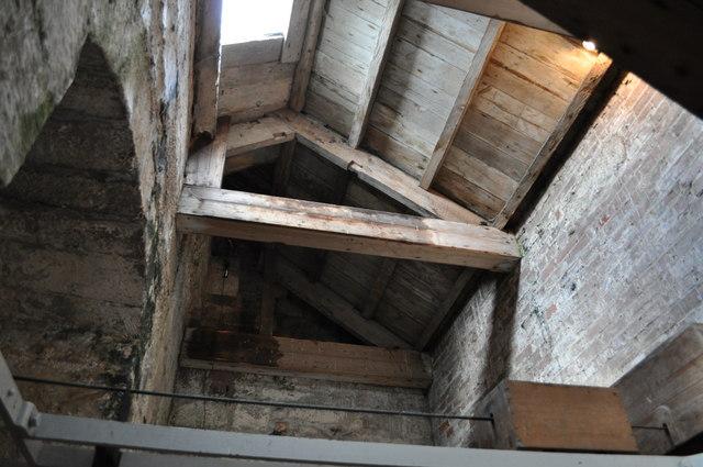 Preston Tower - inside