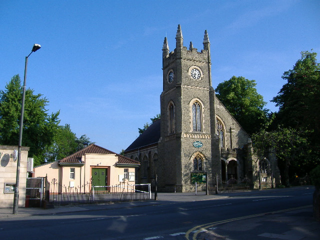 The United Reformed Church Malvern Link